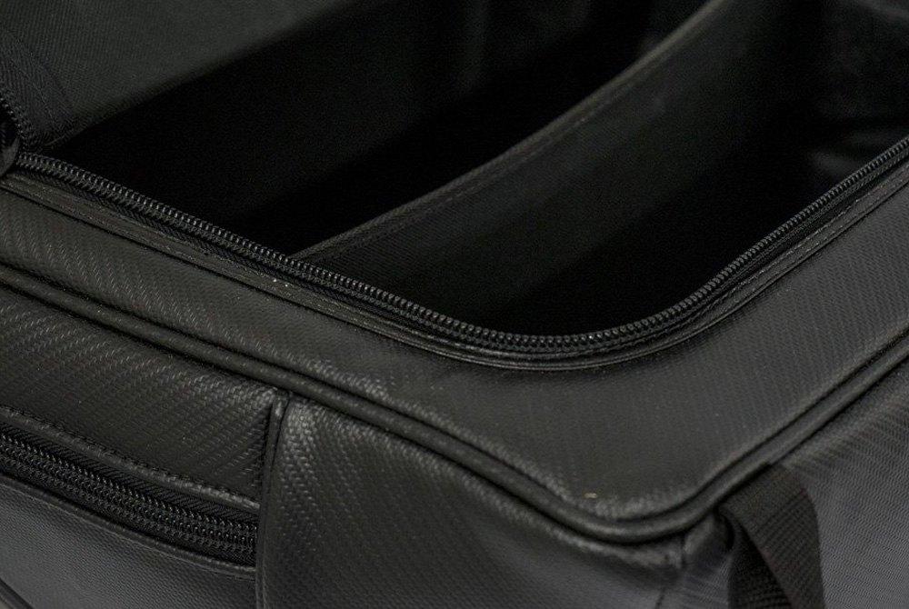 Assault 101005sg0201 Black Utv Storage Bag