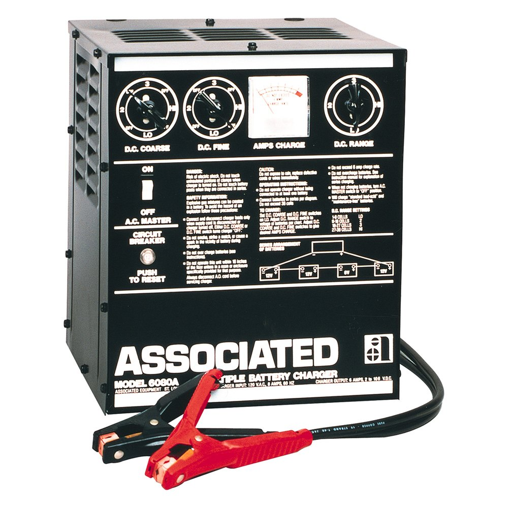 Associated Equipment U00ae 6080a