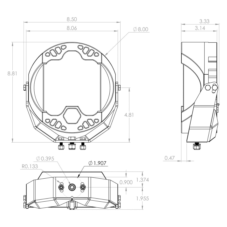 Baja Designs Dual Sport Kit Wiring Diagram