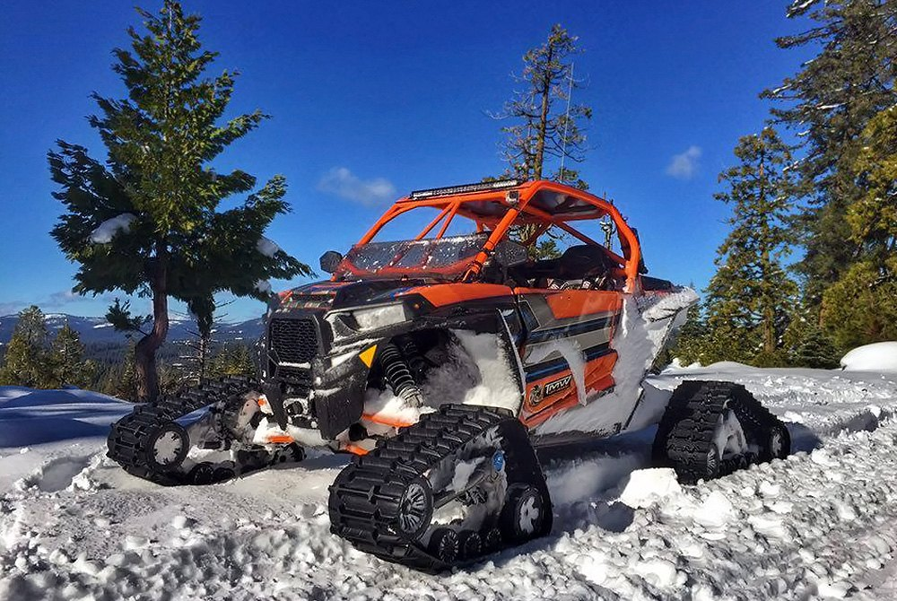 Camso™ | ATV, UTV, Snow Bike, Snowmobile Tracks & Kits