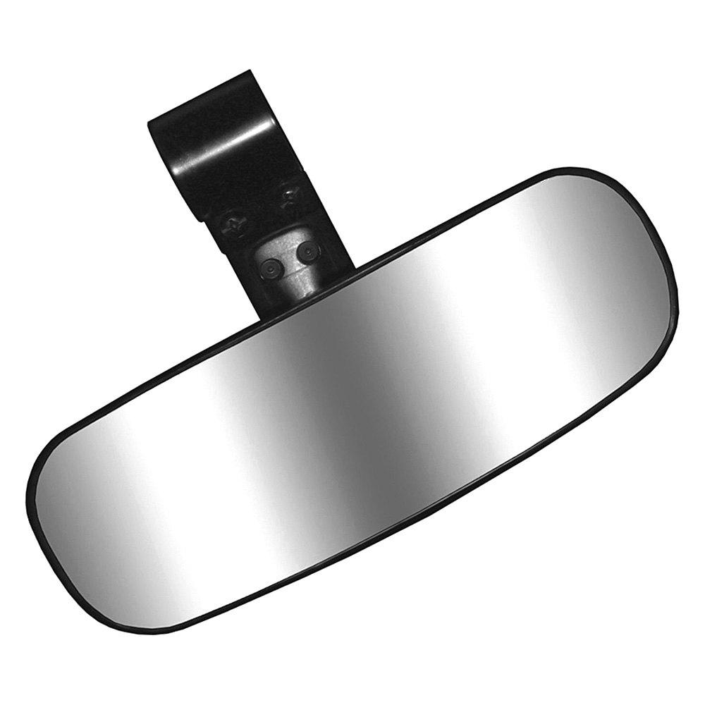Utv Rear View Mirror >> Cipa 11170 Atv Utv Rear View Black Mirror Set Powersportsid Com