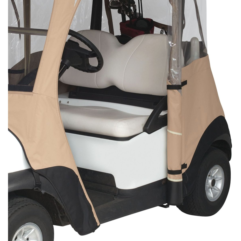 Club Car Accessories >> Classic Accessories 40 011 012001 00 Fairway Club Car Precedent Golf Car Enclosure