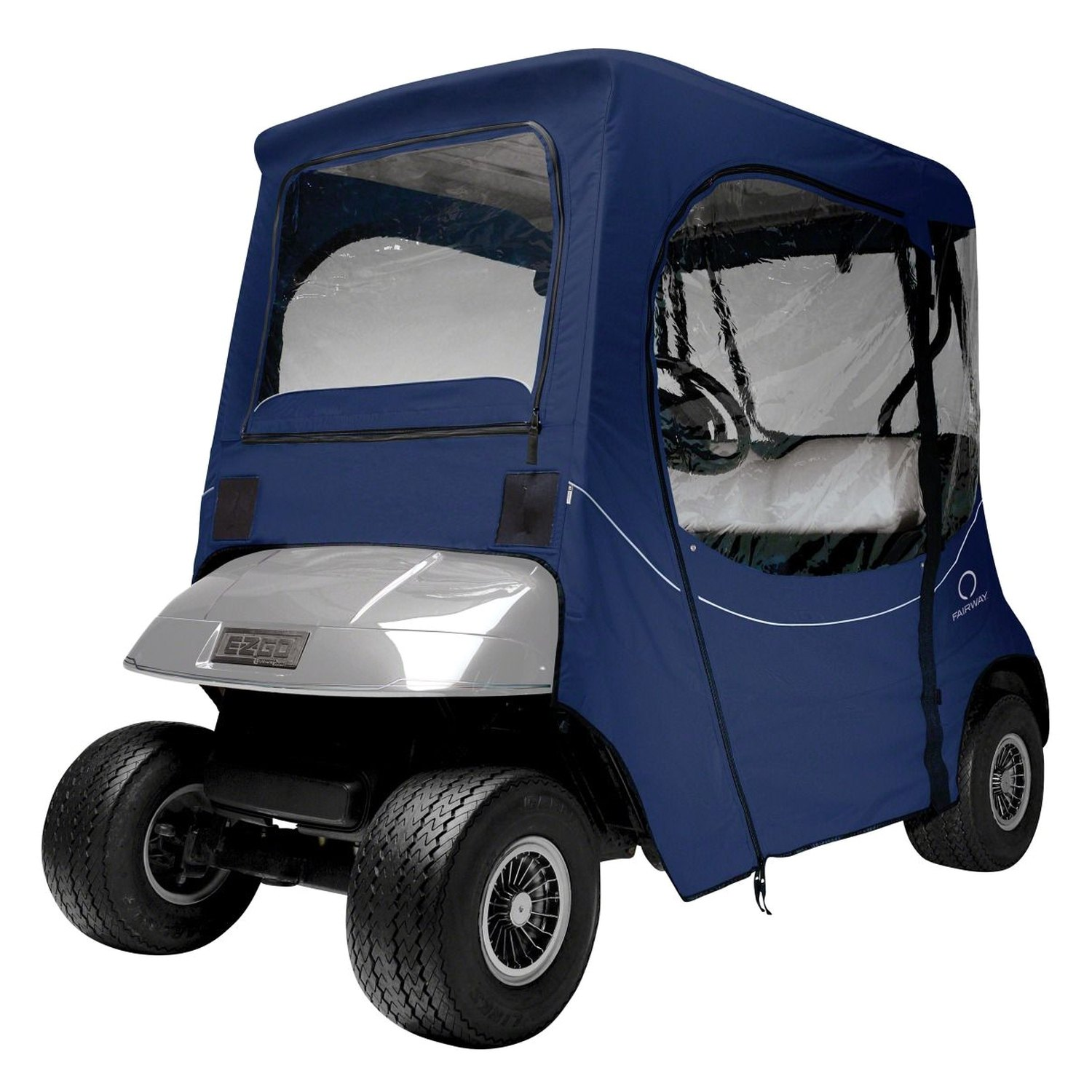 Clic Accessories® 40-059-335501-00 - Fairway™ Fadesafe™ E-Z-Go™ on ezgo hunting golf carts, ezgo gas golf carts, ez go cart accessories, ezgo lifted carts, lsv golf carts and accessories, ezgo golf carts dealers, ezgo golf car, ezgo electric carts, ezgo utility golf carts, ezgo custom golf carts, ezgo txt electric manual, custom golf carts accessories, club car cart accessories, golf car accessories,