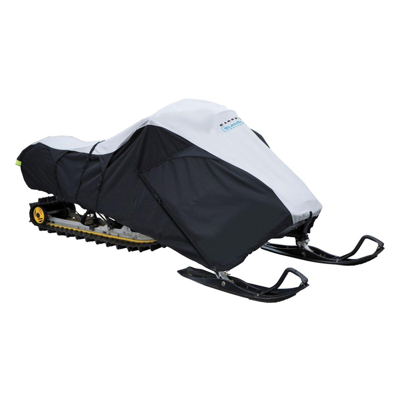 Medium Universal Black Classic Accessories SledGear Snowmobile Cover