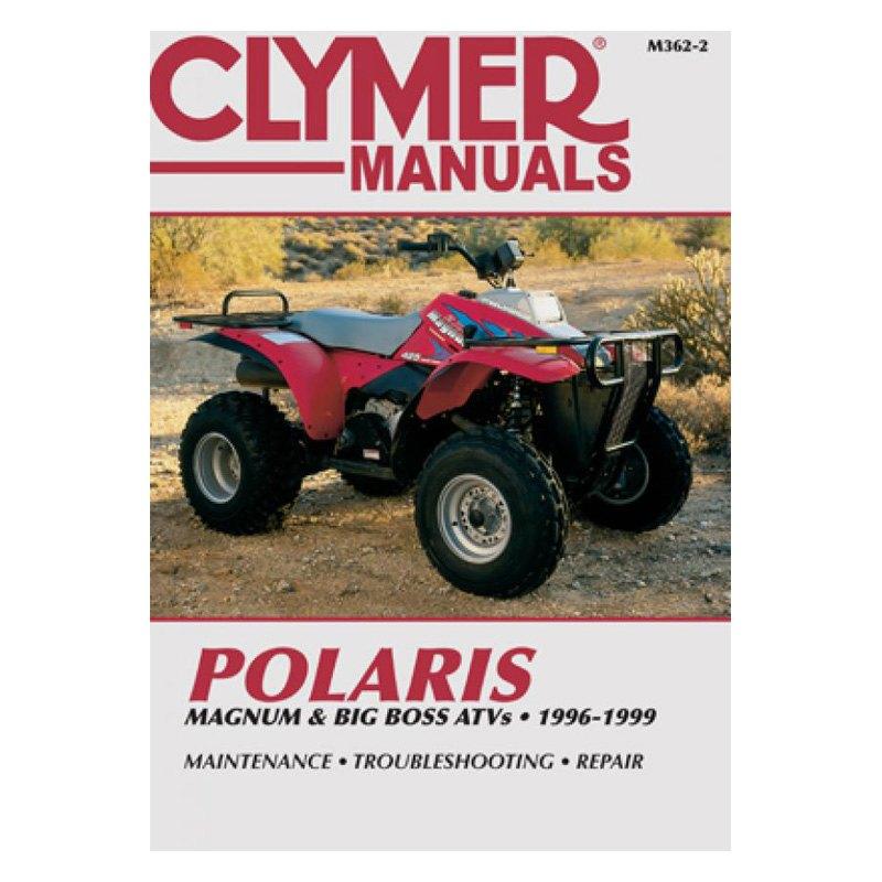 Clymer® - Polaris Manuals