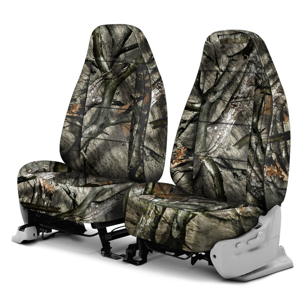 Mossy Oak Seat Covers >> Coverking Cscmo03ca1001 Mossy Oak Front Seat Camo Treestand Custom Seat Covers
