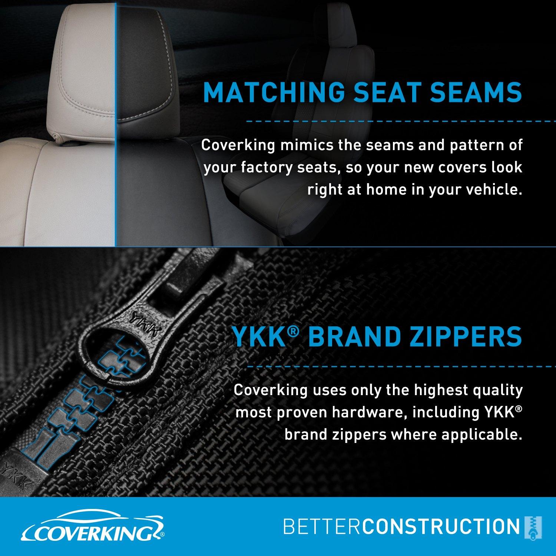 Coverking 174 Cscrh3ca1001 Rhinohide Front Seat Custom