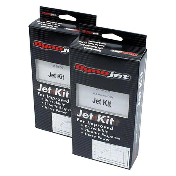 Dynojet Research® Q523 - Stage 1 & 2 & 3 Jet Kit