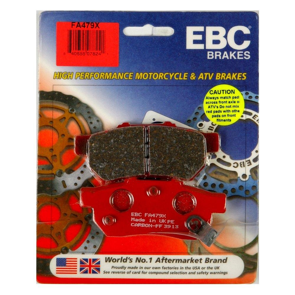 EBC BRAKE PADS FA477X Fits Honda MUV700 Big Red