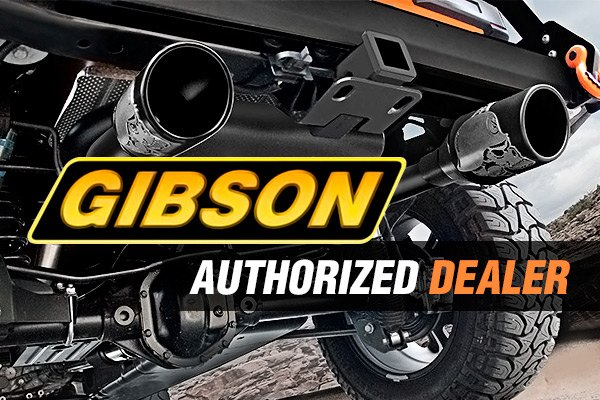 Gibson® - Single Type Exhaust Muffler