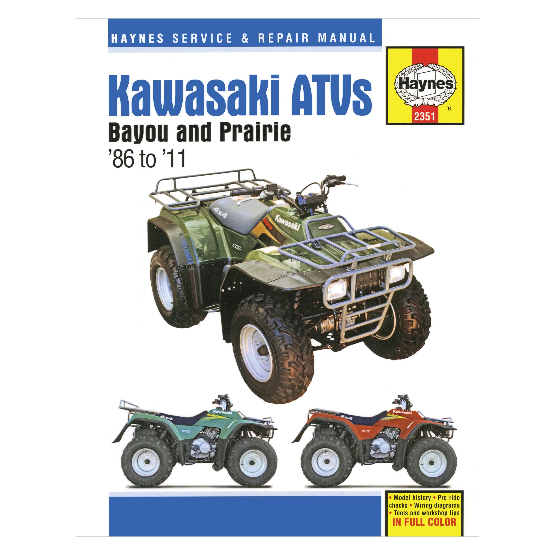 Haynes Manuals® - Motorcycle Repair Manual on