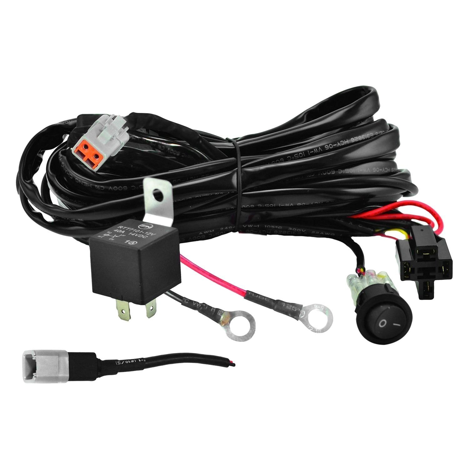 Hella Wiring Harness For Valuefit Series Product 1 Lamp