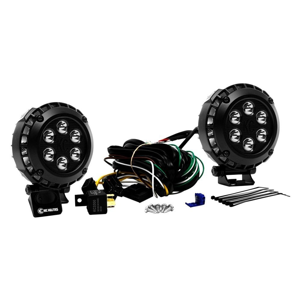 Kc Hilites Lzr Led Lights Wiring Harness Diagram Also Kc Lzr Series on