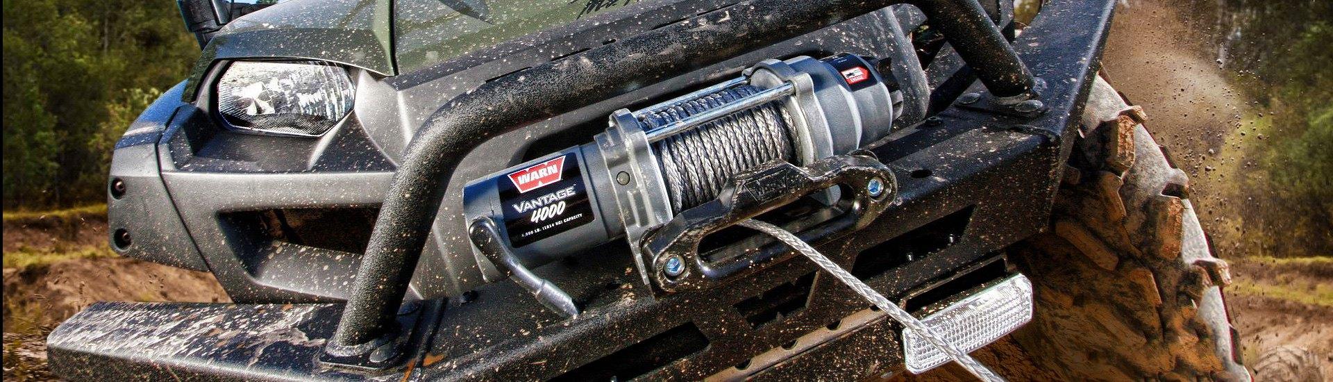 ATV//UTV Winch Kit Control Mounting Cable Magnet New Champion 100127 2200-lb