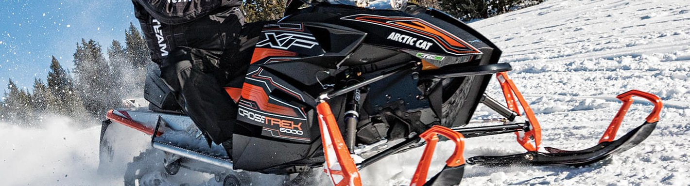 Arctic Cat Snowmobile Parts & Accessories - POWERSPORTSiD com