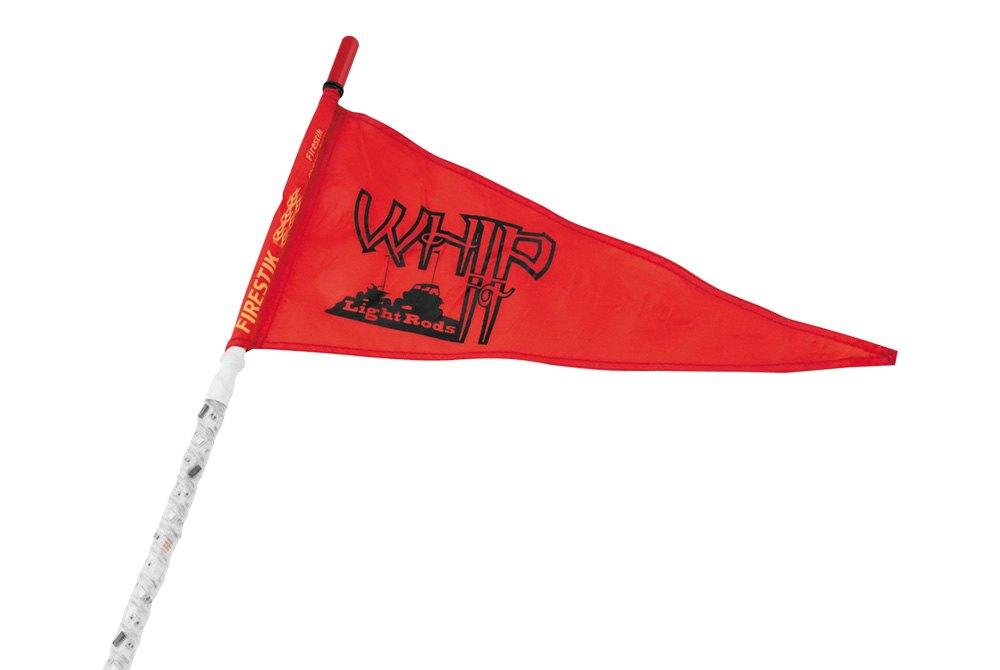STROBESTIK SAFETY FLAG RED LIGHT