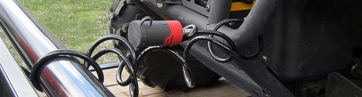 Onguard Akita 8036 Bike Cable Lock 185cm x 20mm