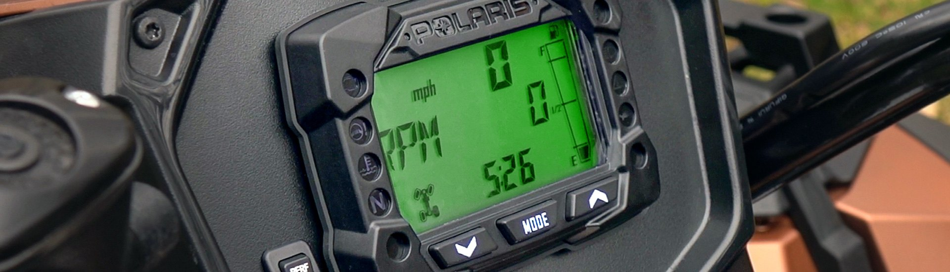 Polaris Powersports Dashboards & Gauges | Speedometers