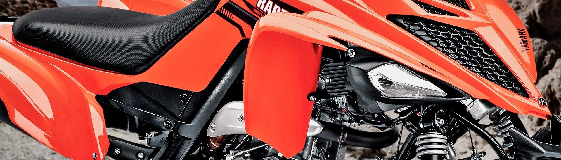 Modquad Flame Fuel Gas Cap YFZ450R YFZ450X YFZ450 Banshee Blaster Raptor Warrior