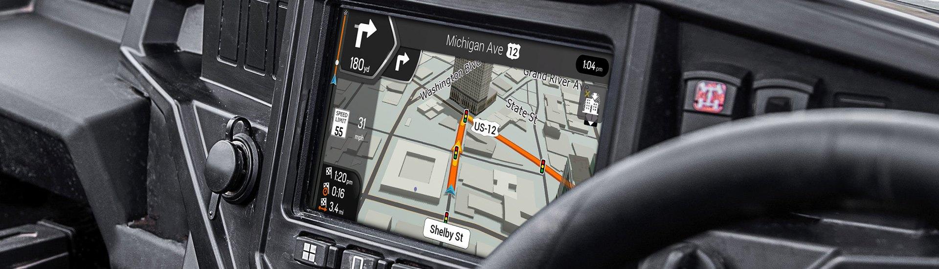 UTV GPS & Navigation - POWERSPORTSiD com