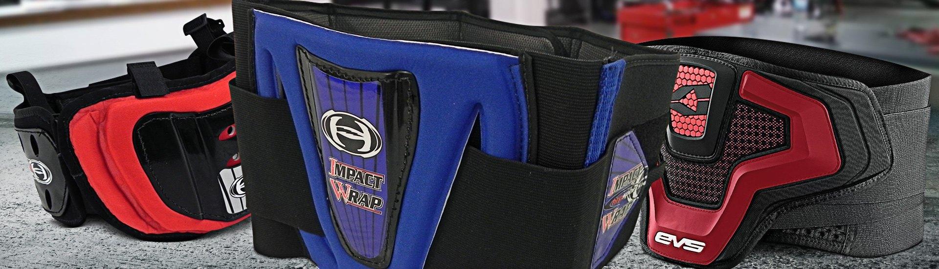 EVS Celtek Kidney Belt-Black-XL
