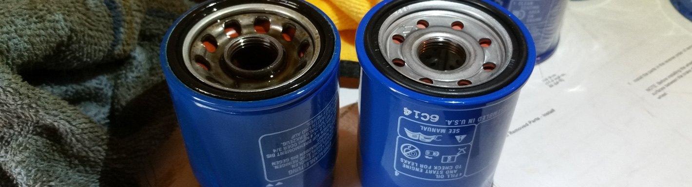 John Deere Gator XUV 825i 4x4 Oil Filters