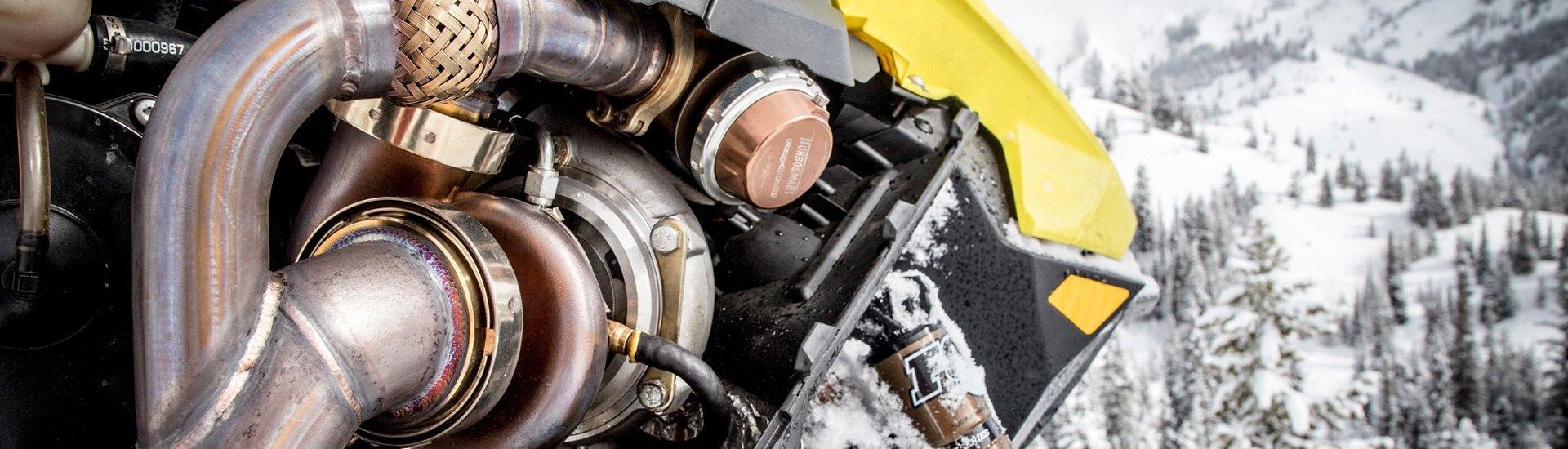 Arctic Cat Jag 440 Engine Swap
