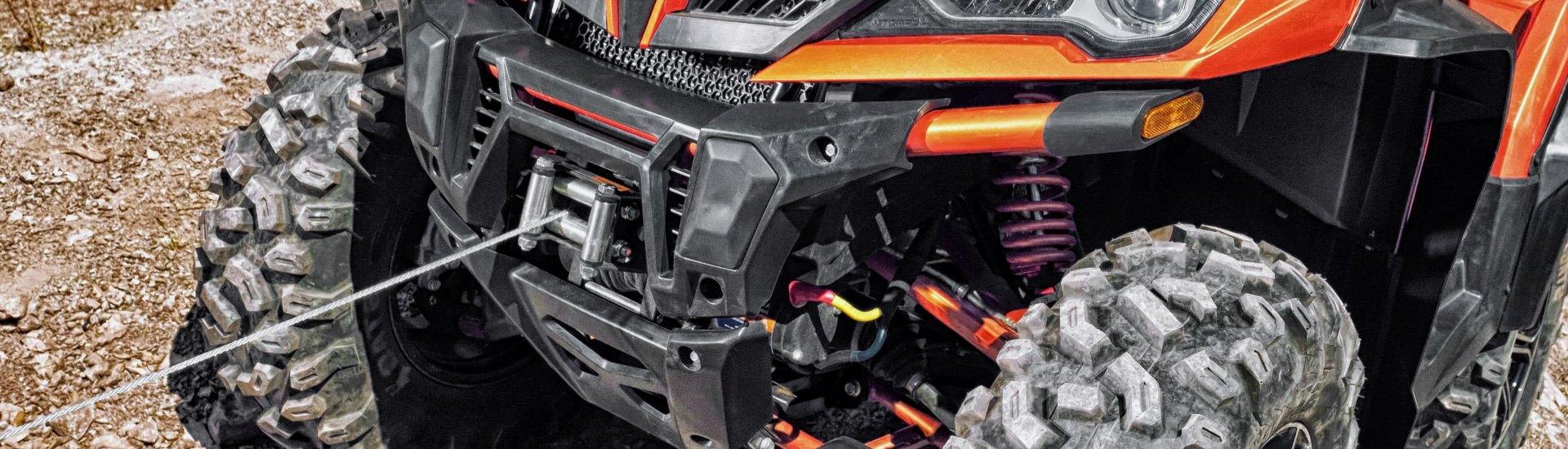 Hmf Iq Front Bumper Yamaha Yfz450x