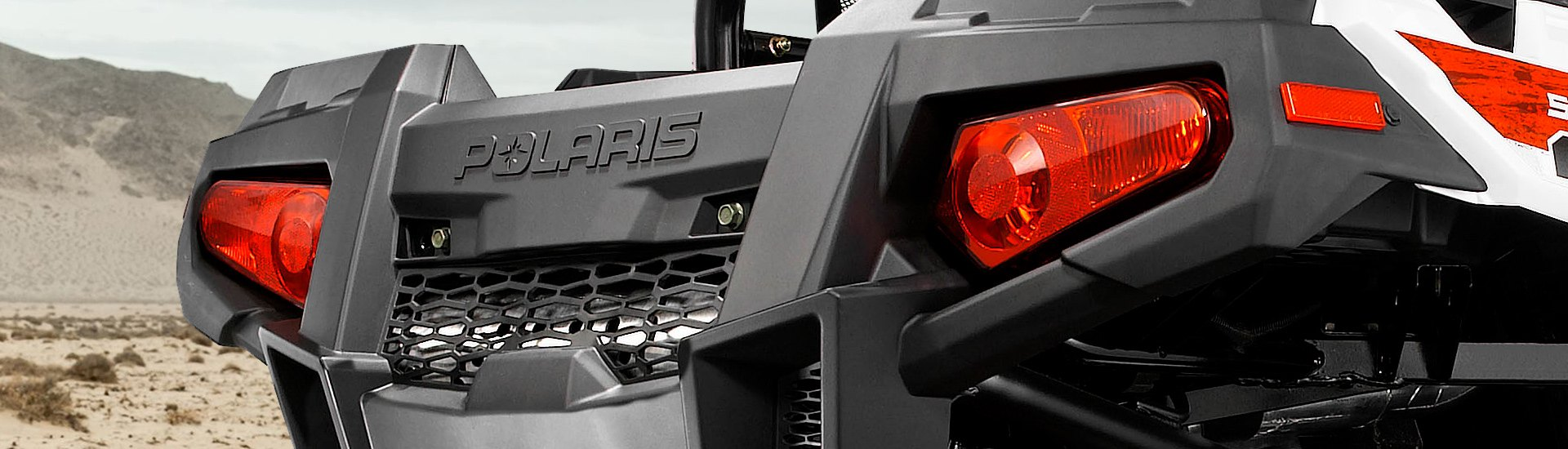 Polaris Powersports Tail Lights | LED, Smoked
