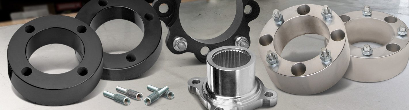 Yamaha Powersports Wheel Hubs, Spacers & Components