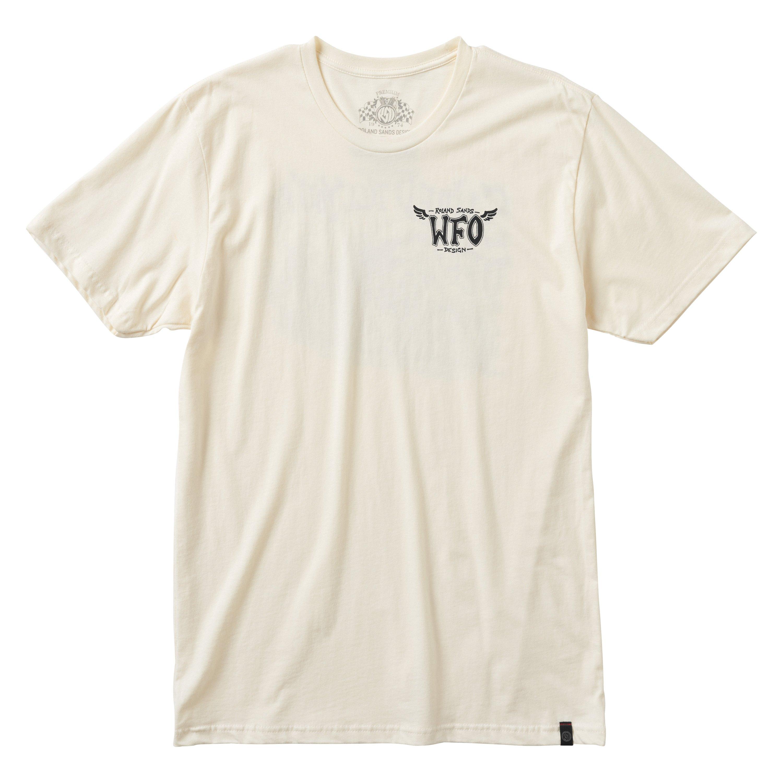 bbeae348e767 Roland Sands Design® 0804-0764-2156 - WFO Men's T-Shirt (2X-Large ...