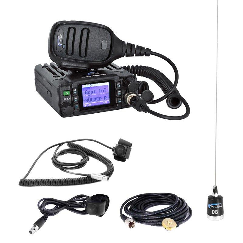 Rugged Radios® CAR2CAR-25WP - Car To Car Radio Kit
