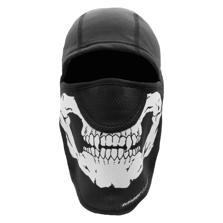 Schampa® BLCLV100 - Fleece Prene Skull Balaclava ...