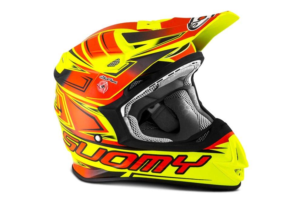 Suomy™ | ATV, UTV, Snowmobile Helmets, Parts, Communication Systems
