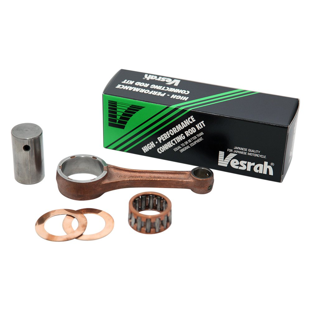 Connecting Rod Kit For 2001 Honda TRX250TM FourTrax Recon ATV~Vesrah VA-1015