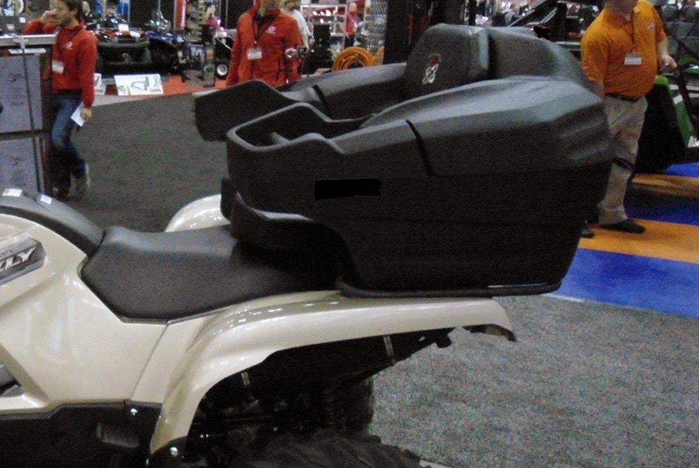 Wes Industries® 121-0015 - Comfort Econo Cargo Box Seat