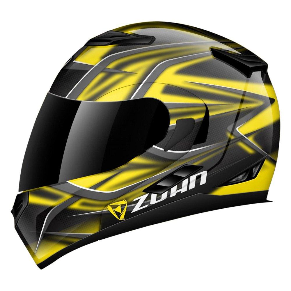Zoan Flux 4.1 Modular Electric Shield Devil Graphic Snow Helmet